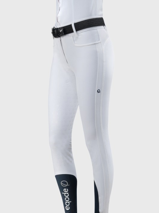 EQODE WOMEN'S HIGHWAISTED BREECHES WITH FULL SEAT GRIP 1