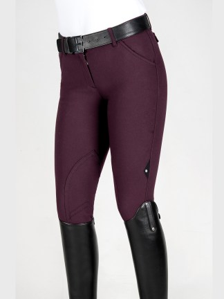 WOMEN'S KNEE PATCH BREECHES IN SCHOELLER STRETCH FABRIC