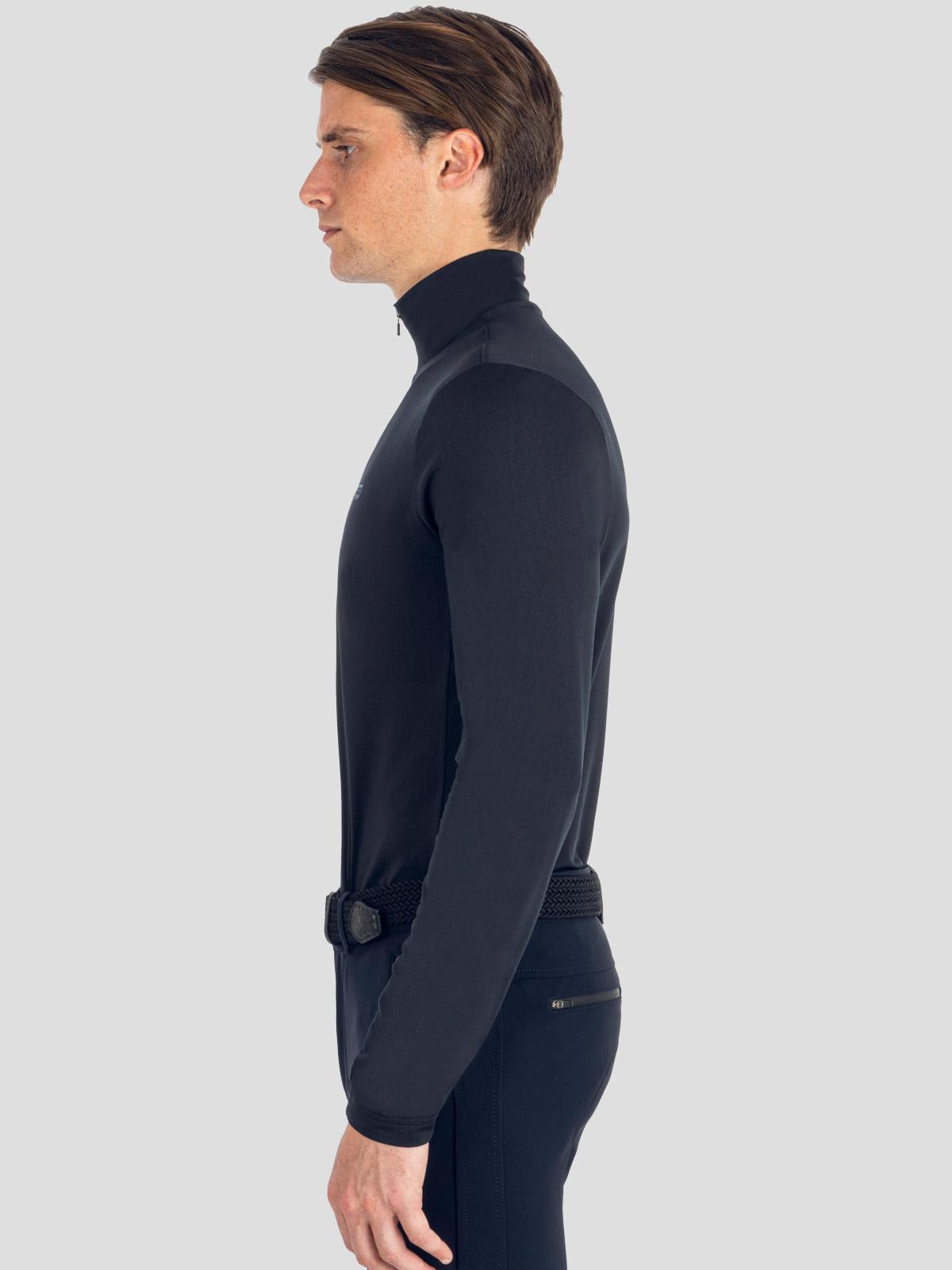ELM Men's Long-Sleeve 1/4-Zip Training Top 3