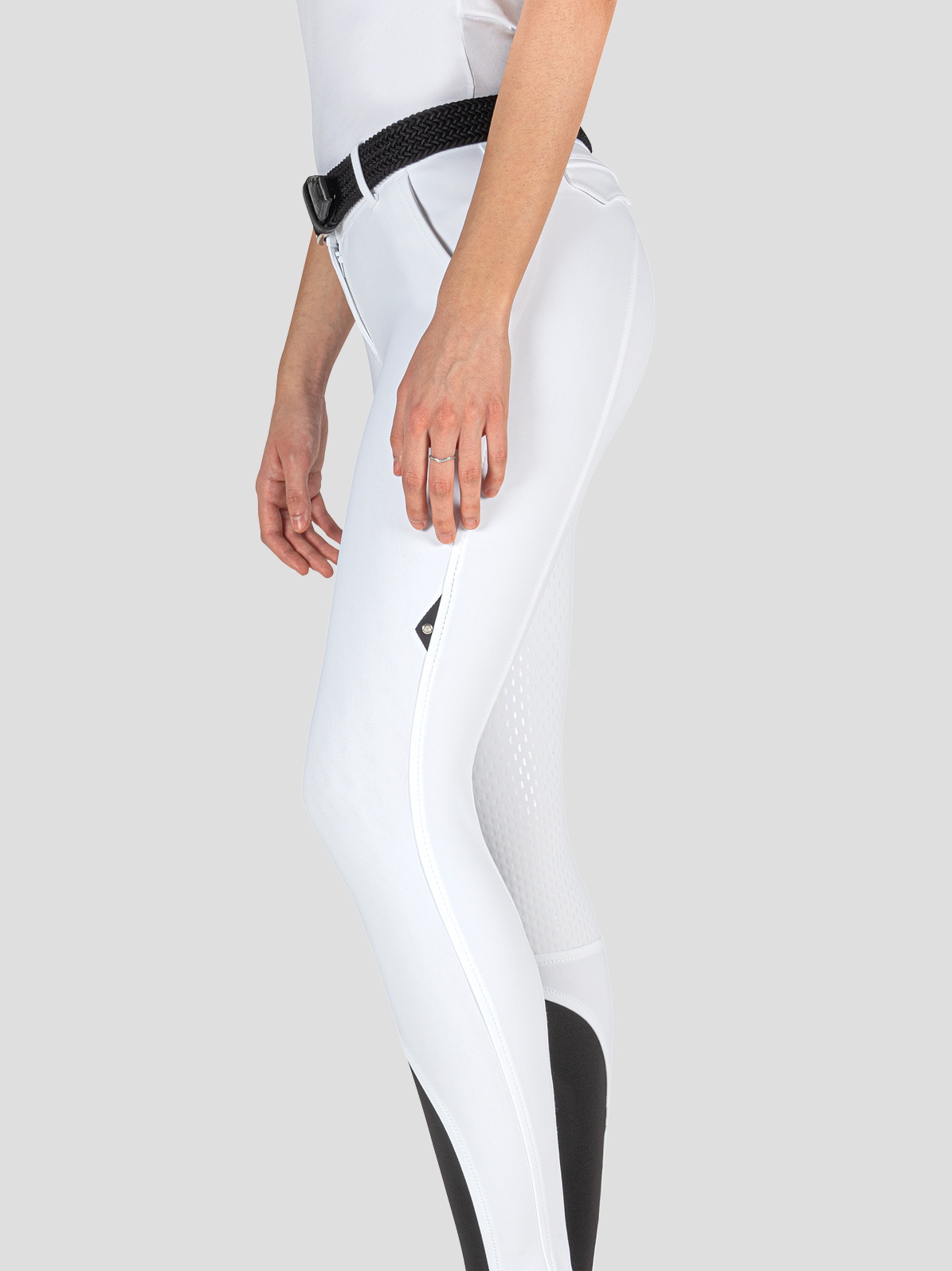 JULIK WOMEN'S FULL GRIP RIDING BREECHES IN B-MOVE FABRIC 1