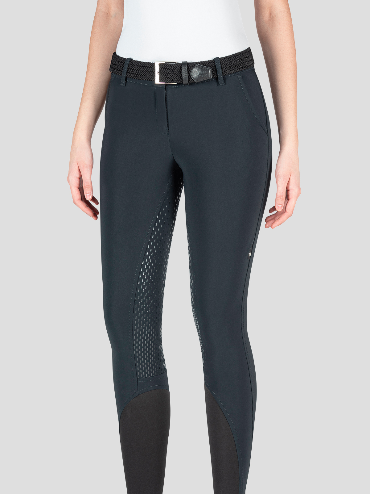 JULIK WOMEN'S FULL GRIP RIDING BREECHES IN B-MOVE FABRIC 6
