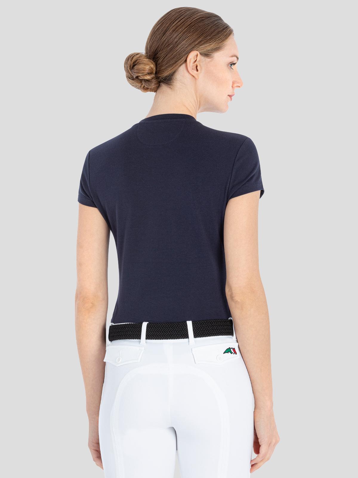 CeliaC Women's Comfort T-Shirt with Logo 2