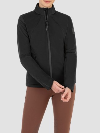 CAIE C WOMEN'S SOFTSHELL TRAINING JACKET