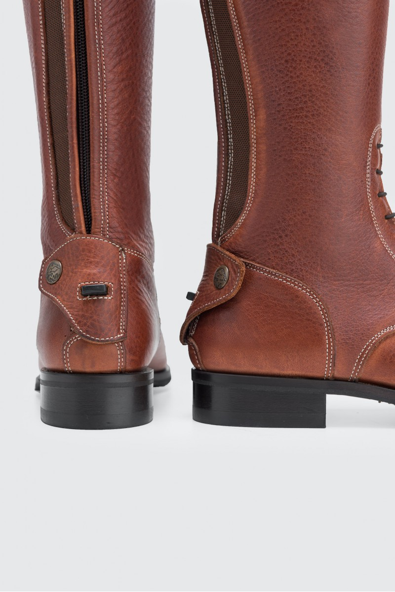 CLASSIC | Laced Boots - 100 / Men - Cotto