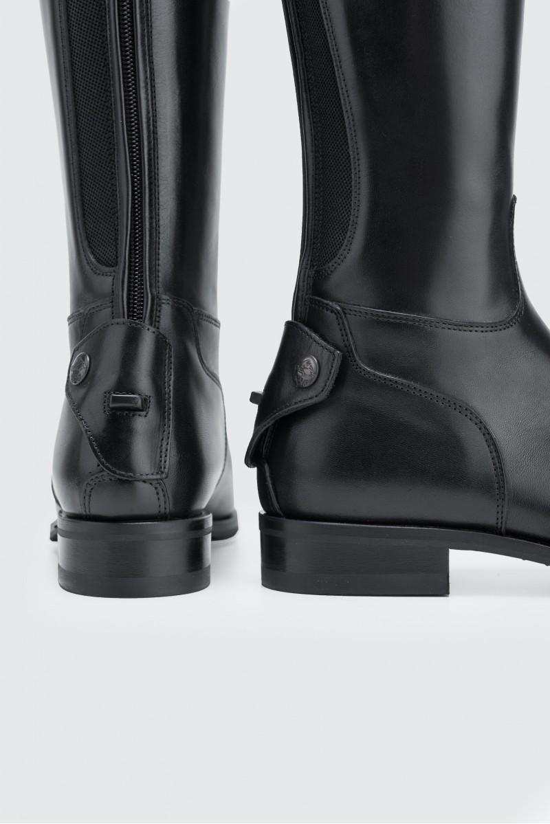 CLASSIC | No Laces - 101 / Men - Smooth Black