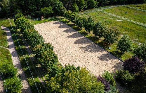 Reha-Gelände vom Equine Reha-Zentrum auf Gut Marggraffshof