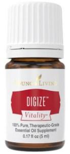 Digize – Abdominal Upset