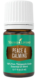 Equine Challenge Young Living Essential Oils for horses Peace & Calming