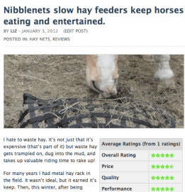 Read my Nibblenet Review on Tack Guru