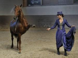 Clemence Faivre and Fantatico Gotan