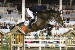 Paul O'Shea and Primo de Revel won the $100,000 Devon Grand Prix.