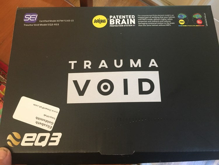 My new Trauma Void EQ3