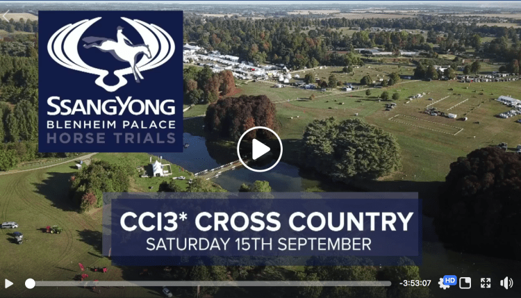 Blenheim Cross Country