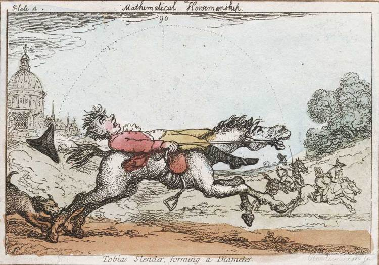 Lessons remembered: bolting horse
