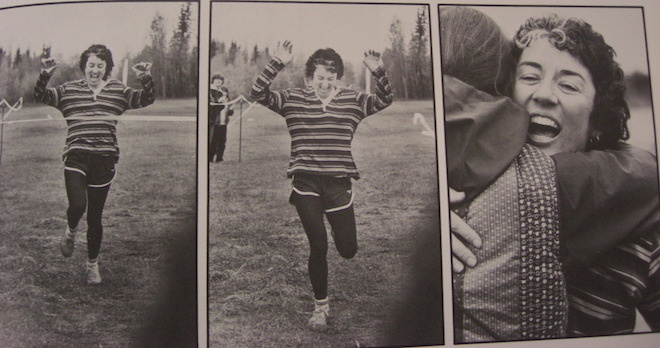 Photos of Pat Kling victory in 1981