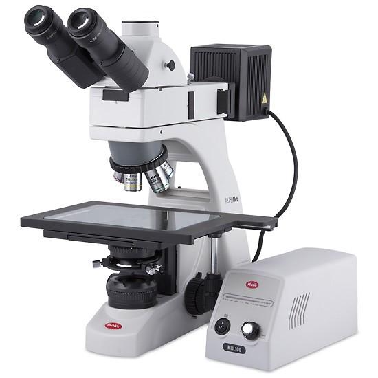 Microscopio Metalúrgico Avanzado Image