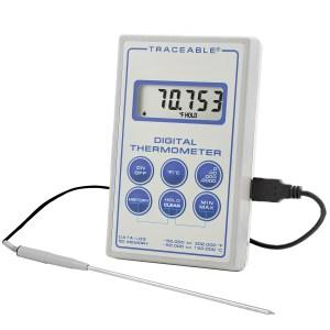 Termómetro Termistor Científico Image
