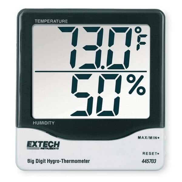 Termohigómetro Digital Dual Image