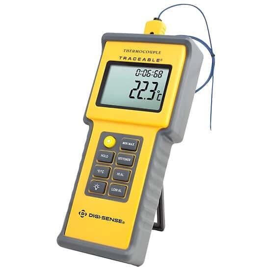 Termómetro Digital Resistente al Agua con Calibración Image