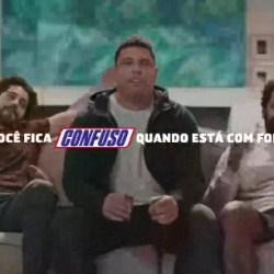 Comercial - Snickers - Você Fica ... Quando Está Com Fome - Ronaldo Fenomeno