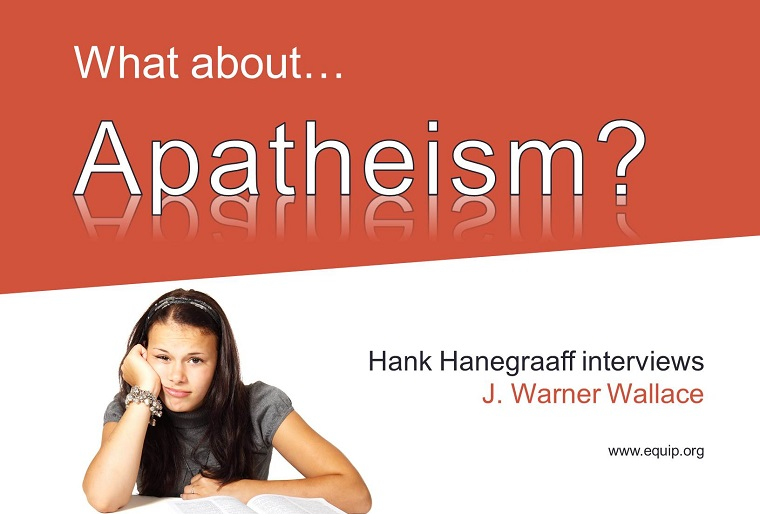 What about Apatheism?
