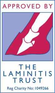 Laminitis trust logo