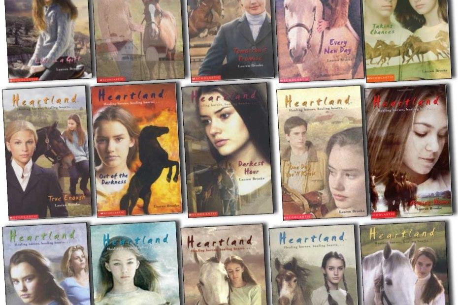Not Own Photo, Origin Unknown. Image found here http://www.ebay.com.au/itm/Heartland-Lauren-Brooke-Collection-15-Books-Set-Pack-Volume-1-15-/191856363526