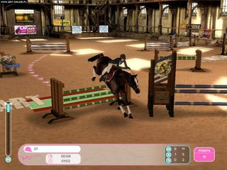 Screenshot from pippa funnell game