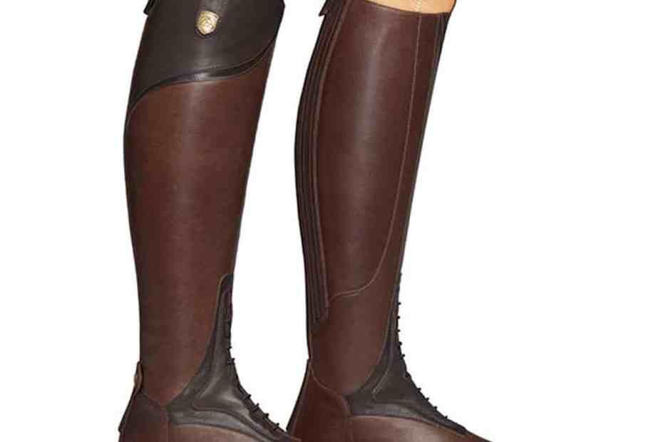 mountain horse boots