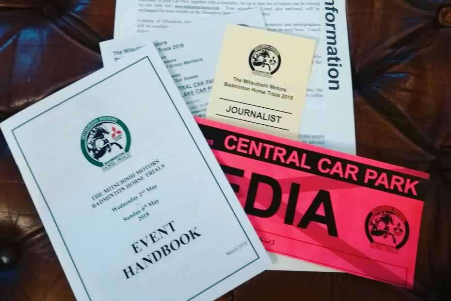 badminton media pass