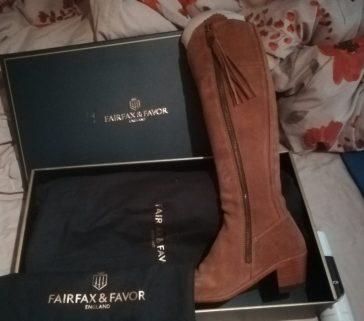 fairfax and favor regina
