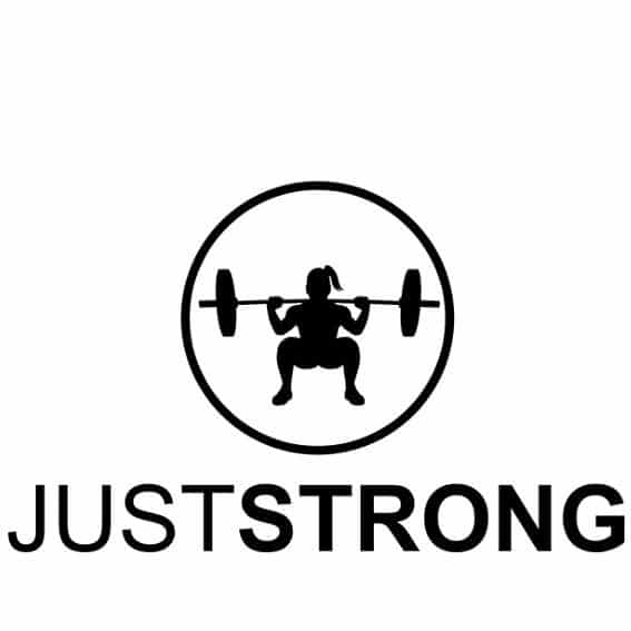 Just strong logo