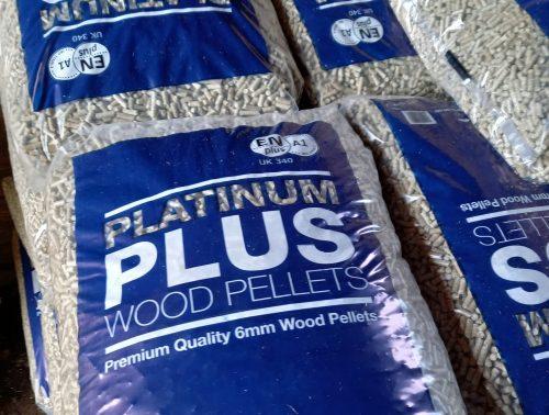white horse energy wood pellet bedding