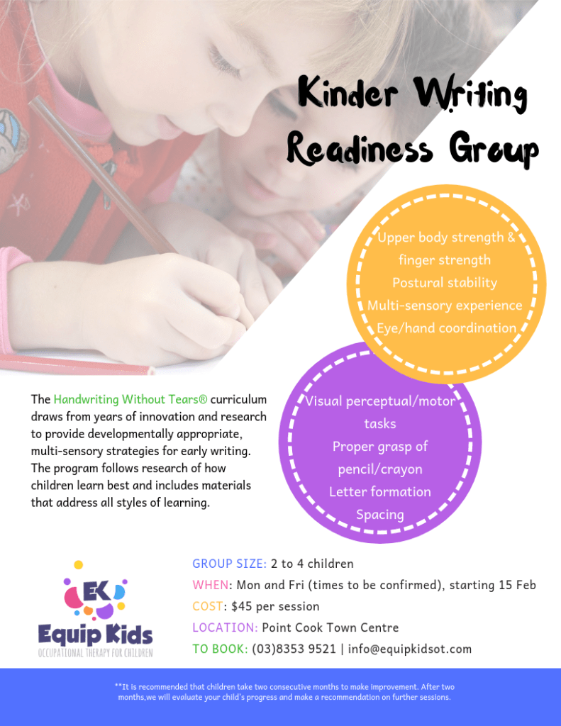 Handwriting Without Tears 1 - OUR SERVICES