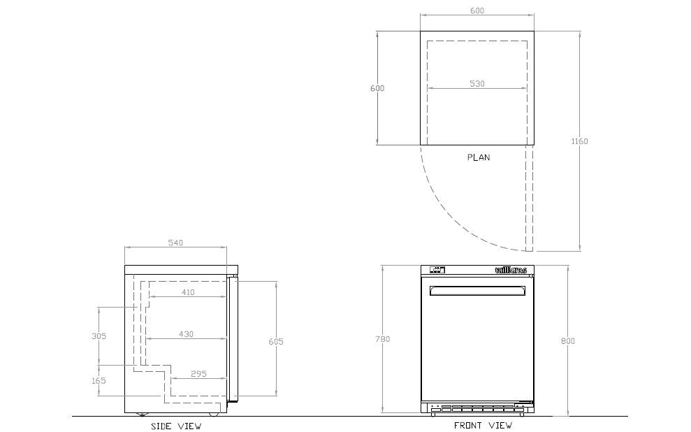 Under Cabinet Refrigerator Dimensions Digitalstudiosweb Com