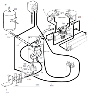 Parts Diagram for Chi A2019