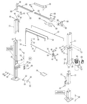 Rotary SPO12700 Parts Diagram