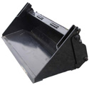 Four in One Bucket for Skid Steers 60 inch wide LOFL-60LF4N1