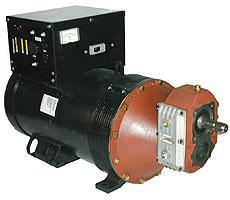 3 Phase Tractor Driven PTO Generator WANC-PTO90-3