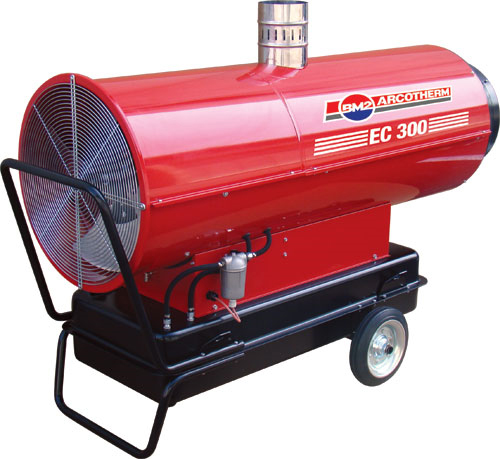 306K BTU Indirect Fired Oil Heater CAN EC300