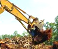 """Stump Shear for Excavators 25 to 32 ton; 64"""" - SLS-SESS-3"""