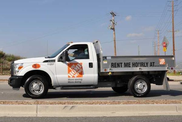 Truck Rentals Near Me >> Home Depot Equipment Rental Home Improvement Construction Rentals