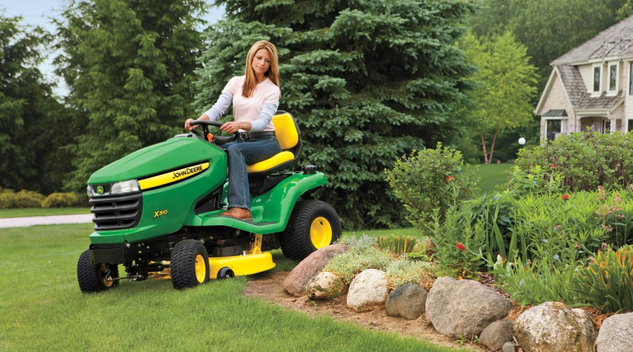 lawn equipment rental riding lawn equipment photo