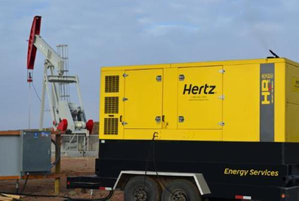 THE HERTZ CORPORATION ENERGY SERVICES