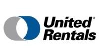 United Rental Equipment logo