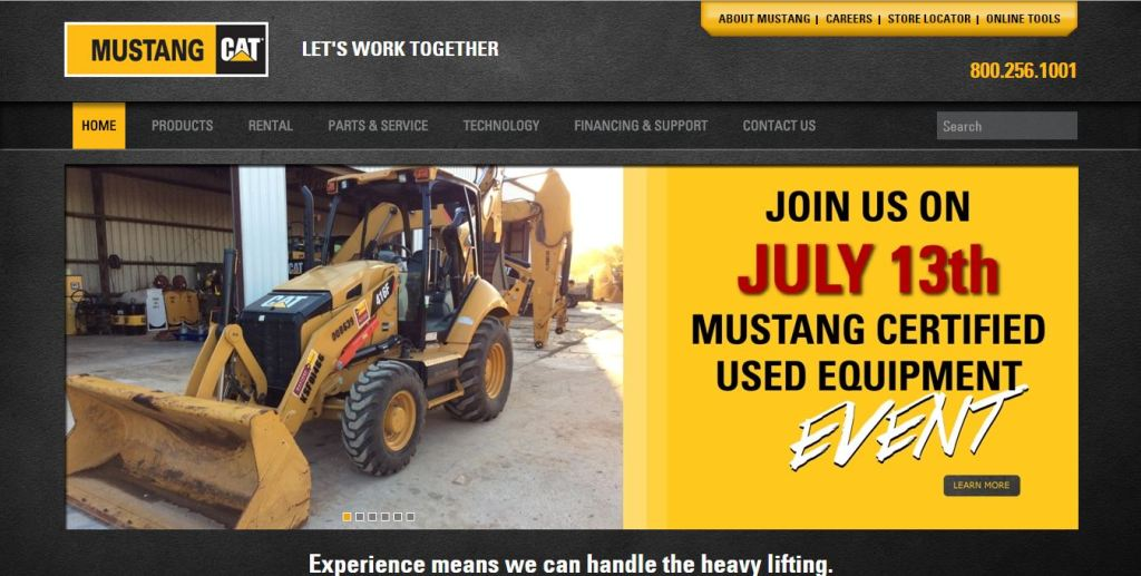 8 Construction Equipment Rental Houston