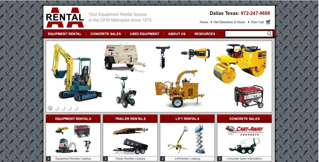 10 Best Lawn Equipment Rental Texas Services