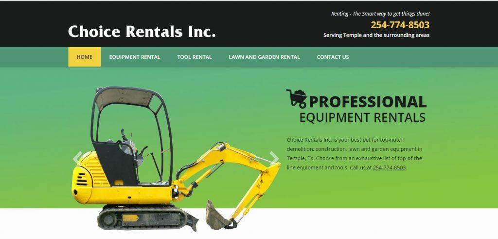 10 Best Lawn Equipment Rental Texas Services Equipment Rental