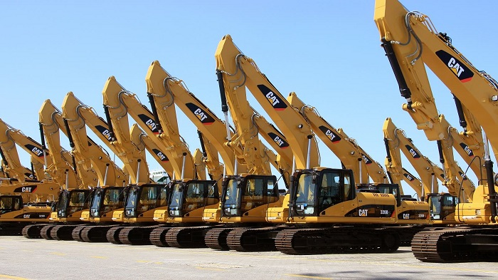 construction equipment rental kentucky cat equipment