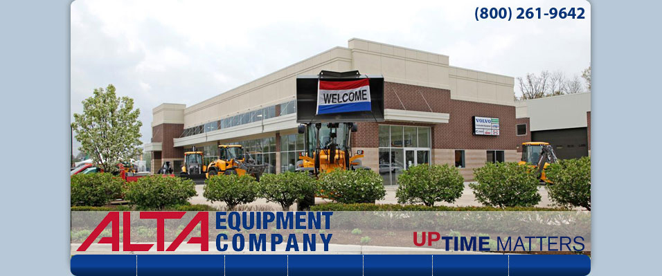 heavy equipment rental Detroit
